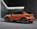 2020 Audi A1 Citycarver (Color: Pulse Orange) Rear Three-Quarter Wallpapers 150x120 (16)