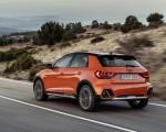2020 Audi A1 Citycarver (Color: Pulse Orange) Rear Three-Quarter Wallpapers 150x120 (4)