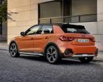 2020 Audi A1 Citycarver (Color: Pulse Orange) Rear Three-Quarter Wallpapers 150x120 (17)
