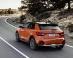 2020 Audi A1 Citycarver (Color: Pulse Orange) Rear Three-Quarter Wallpapers 150x120 (5)
