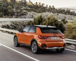 2020 Audi A1 Citycarver (Color: Pulse Orange) Rear Three-Quarter Wallpapers 150x120 (6)
