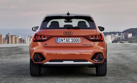 2020 Audi A1 Citycarver (Color: Pulse Orange) Rear Wallpapers 450x275 (83)