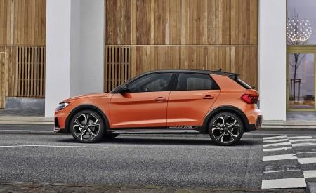 2020 Audi A1 Citycarver (Color: Pulse Orange) Side Wallpapers 450x275 (85)