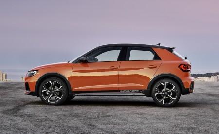 2020 Audi A1 Citycarver (Color: Pulse Orange) Side Wallpapers 450x275 (86)