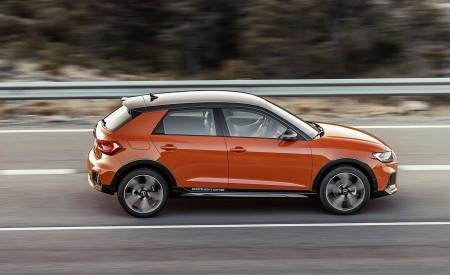 2020 Audi A1 Citycarver (Color: Pulse Orange) Side Wallpapers 450x275 (72)