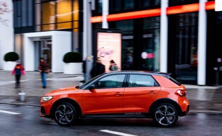 2020 Audi A1 Citycarver (Color: Pulse Orange) Side Wallpapers 450x275 (32)