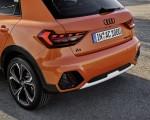 2020 Audi A1 Citycarver (Color: Pulse Orange) Tail Light Wallpapers 150x120 (25)