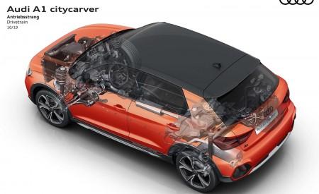 2020 Audi A1 Citycarver Drivetrain Wallpapers 450x275 (60)