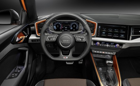 2020 Audi A1 Citycarver Interior Cockpit Wallpapers 450x275 (90)