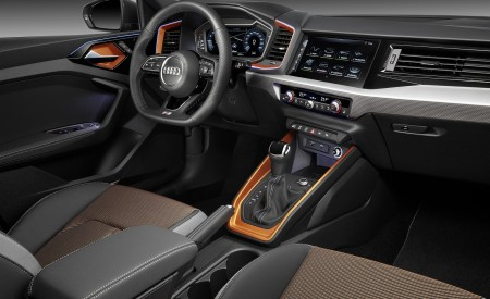 2020 Audi A1 Citycarver Interior Wallpapers 450x275 (92)