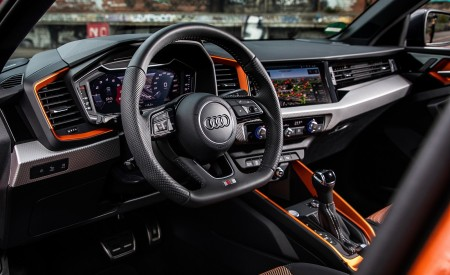 2020 Audi A1 Citycarver Interior Wallpapers 450x275 (48)