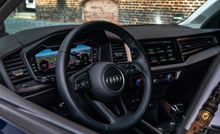 2020 Audi A1 Citycarver Interior Wallpapers 450x275 (25)