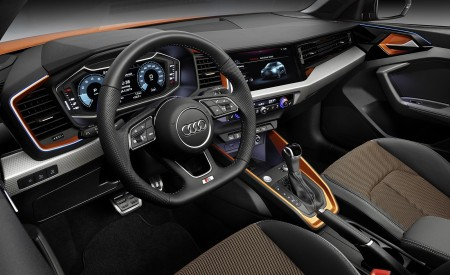 2020 Audi A1 Citycarver Interior Wallpapers 450x275 (91)