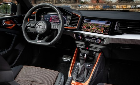 2020 Audi A1 Citycarver Interior Wallpapers 450x275 (47)