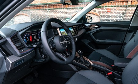 2020 Audi A1 Citycarver Interior Wallpapers 450x275 (26)