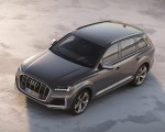 2020 Audi SQ7 TDI (Color: Daytona Gray) Front Three-Quarter Wallpapers 150x120 (3)