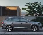 2020 Audi SQ7 TDI (Color: Daytona Gray) Side Wallpapers 150x120 (11)