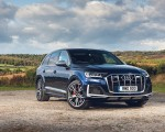 2020 Audi SQ7 TDI Vorsprung (UK-Spec) Front Three-Quarter Wallpapers 150x120 (25)