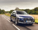 2020 Audi SQ7 TDI Vorsprung (UK-Spec) Front Three-Quarter Wallpapers 150x120 (20)