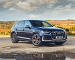 2020 Audi SQ7 TDI Vorsprung (UK-Spec) Front Three-Quarter Wallpapers 150x120 (26)