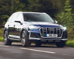 2020 Audi SQ7 TDI Vorsprung (UK-Spec) Front Three-Quarter Wallpapers 150x120 (4)