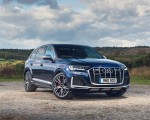 2020 Audi SQ7 TDI Vorsprung (UK-Spec) Front Three-Quarter Wallpapers 150x120 (27)
