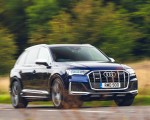 2020 Audi SQ7 TDI Vorsprung (UK-Spec) Front Three-Quarter Wallpapers 150x120 (5)