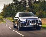 2020 Audi SQ7 TDI Vorsprung (UK-Spec) Front Wallpapers 150x120 (23)