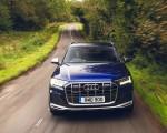 2020 Audi SQ7 TDI Vorsprung (UK-Spec) Front Wallpapers 150x120 (10)