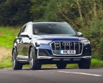 2020 Audi SQ7 TDI Vorsprung (UK-Spec) Front Wallpapers 150x120 (1)