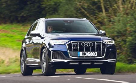 2020 Audi SQ7 TDI Wallpapers HD