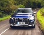 2020 Audi SQ7 TDI Vorsprung (UK-Spec) Front Wallpapers 150x120 (11)