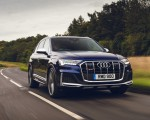 2020 Audi SQ7 TDI Vorsprung (UK-Spec) Front Wallpapers 150x120 (24)