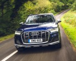2020 Audi SQ7 TDI Vorsprung (UK-Spec) Front Wallpapers 150x120 (12)