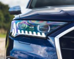 2020 Audi SQ7 TDI Vorsprung (UK-Spec) Headlight Wallpapers 150x120 (50)