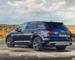 2020 Audi SQ7 TDI Vorsprung (UK-Spec) Rear Three-Quarter Wallpapers 150x120 (32)