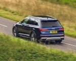 2020 Audi SQ7 TDI Vorsprung (UK-Spec) Rear Three-Quarter Wallpapers 150x120 (7)