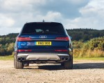 2020 Audi SQ7 TDI Vorsprung (UK-Spec) Rear Wallpapers 150x120 (35)