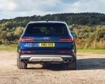 2020 Audi SQ7 TDI Vorsprung (UK-Spec) Rear Wallpapers 150x120 (33)