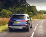 2020 Audi SQ7 TDI Vorsprung (UK-Spec) Rear Wallpapers 150x120 (14)