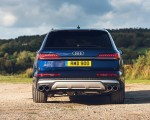2020 Audi SQ7 TDI Vorsprung (UK-Spec) Rear Wallpapers 150x120 (34)