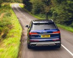 2020 Audi SQ7 TDI Vorsprung (UK-Spec) Rear Wallpapers 150x120 (8)