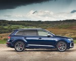 2020 Audi SQ7 TDI Vorsprung (UK-Spec) Side Wallpapers 150x120 (29)