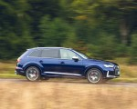 2020 Audi SQ7 TDI Vorsprung (UK-Spec) Side Wallpapers 150x120 (18)