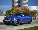 2020 BMW X6 M50i Front Three-Quarter Wallpapers 150x120 (44)