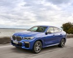 2020 BMW X6 M50i Front Three-Quarter Wallpapers 150x120 (5)