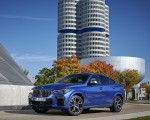 2020 BMW X6 M50i Front Three-Quarter Wallpapers 150x120 (45)