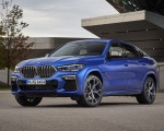 2020 BMW X6 M50i Front Three-Quarter Wallpapers 150x120 (34)