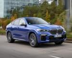 2020 BMW X6 M50i Front Three-Quarter Wallpapers 150x120 (23)