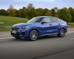 2020 BMW X6 M50i Front Three-Quarter Wallpapers 150x120 (10)